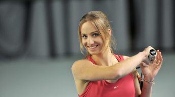 Mona Barthel WTA Bastad Final