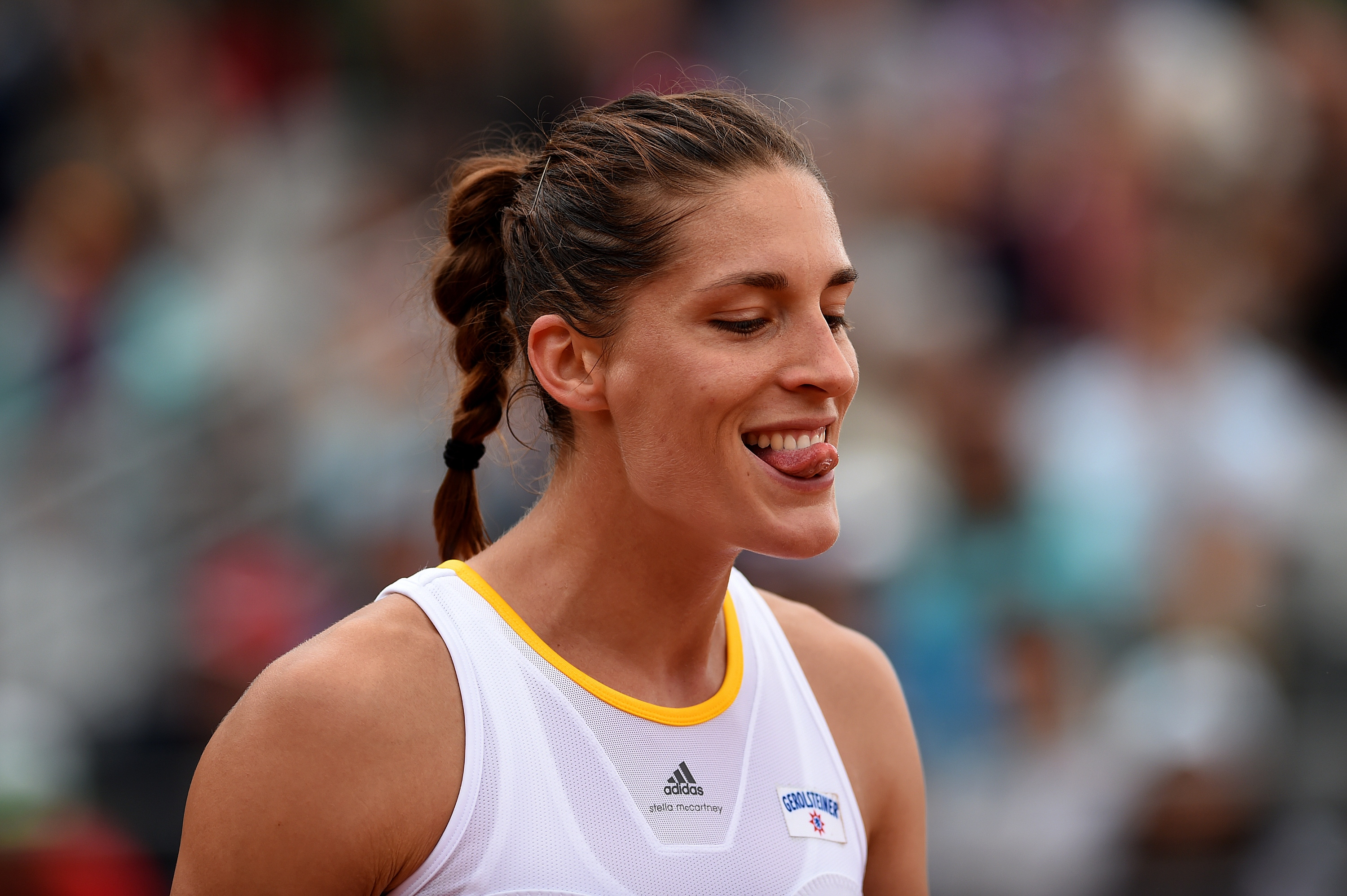 Andrea petkovic tennis is hot six pack