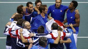 France Davis Cup 2014