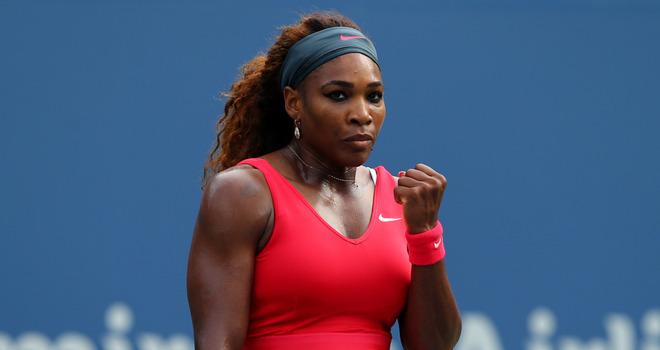 Serena Williams WTA Finals – Williams vs Wozniacki 25th October 2014 – TENNIS...