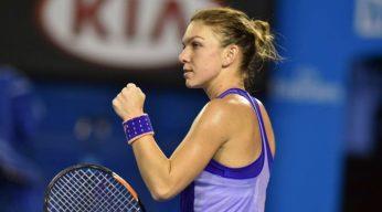 Simona Halep Indian Wells 2015 Victory