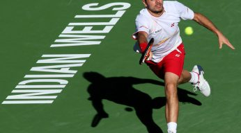 Stanislas Wawrinka Indian Wells Preview 2015