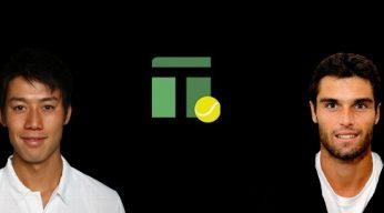 andujar v nishikori ATP Barcelona 2015 final