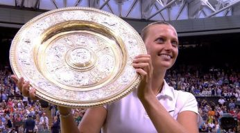 Can Petra Kvitova defend her title?