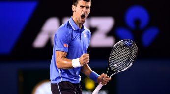ATP World Tour Finals London 2015 Novak Djokovic