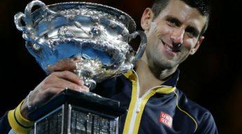 Australian Open 2016 Novak Djokovic