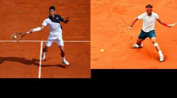 French Open 2016 Nadal vs Djokovic